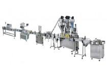 Otomatis Kaleng Australia Susu Bubuk Mengisi Line Produksi Harga