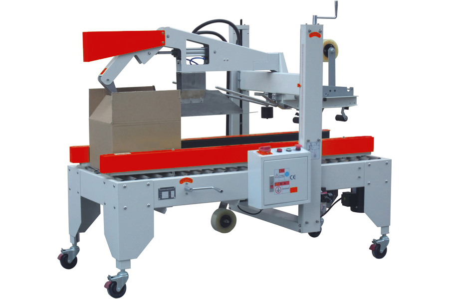 Automatisk sak Sealer for tapping av vann og Bottling Beverage